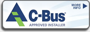 C-Bus Approved Installer - More Info >